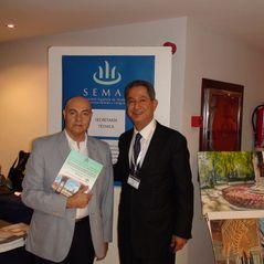 With Dr. J. Marques Seres (Spain)