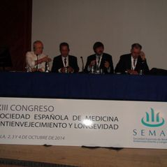 Anti-aging Congress, Spain 2014